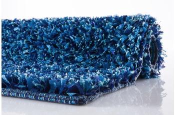 Batex , Bad-Teppich, Elements, blau, 15 mm Florhöhe, Öko-Tex zertifiziert