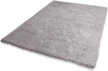 DEKOWE Teppich, Beach, grau, Hochflor, 25mm Florhöhe