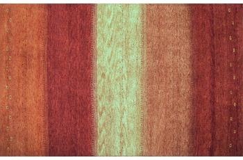 Adali 151 Gabbeh-Teppich rot