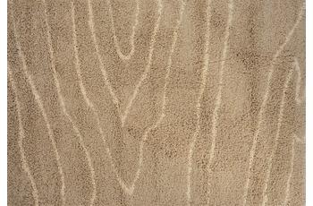 Andiamo Hochflor-Teppich Calais sand