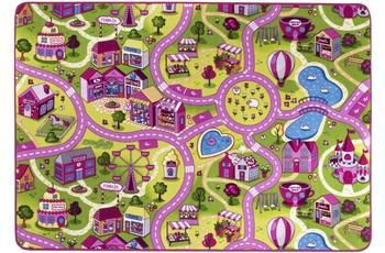Andiamo Teppich Sweet Village multi 140cm x 200cm