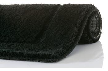 Aquanova ACCENT Badteppich 80x160 cm schwarz