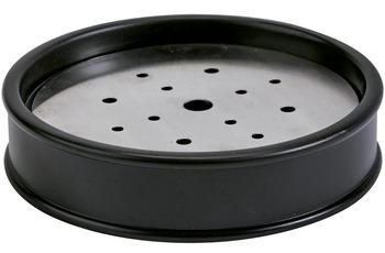 Aquanova BARRIL Seifenschale schwarz