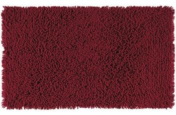 Aquanova NEVADA Badteppich rot