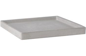 Aquanova SKYLINE Tablet viereckig beton