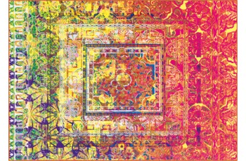 Arte Espina Atelier 4434-41 Rot/ Gelb