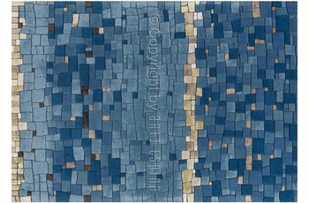 Arte Espina Diamond 8036-53 140 x 200 cm Blau