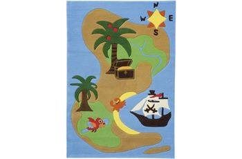 Arte Espina Kinder-Teppich JOY 4026 gr�n