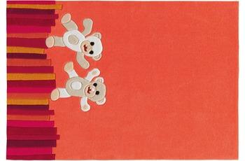 Arte Espina Kinder-Teppich Joy 4116-40 rot