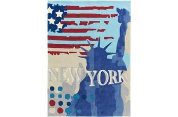 Arte Espina Joy 4202-52 170 x 240 cm blau