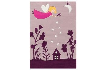 Arte Espina Kinder-Teppich Spirit 3094-44 Glowy Yarn rosa/ pink