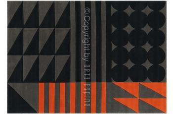 Arte Espina Spirit 3122-28 170 x 240 cm Schwarz