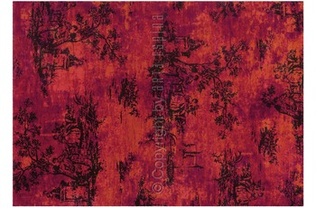 Arte Espina Vintage 5206-41 140 x 200 cm Rot
