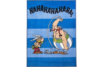 Asterix Teppich Printus, 054, blue