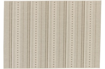 Astra Andria 162, Farbe 006 Streifen champagner 80x200 cm