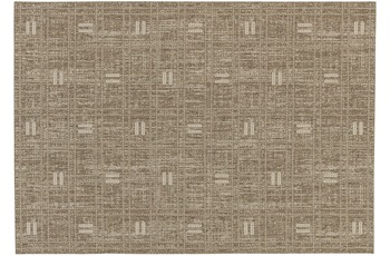 Astra Andria 164, Farbe 084 Balken taupe 80x200 cm