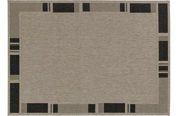Astra Andria D.171 C.004 Bordüre silber/ schwarz 230 x 160 cm