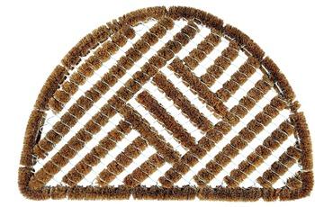 Astra Coco Brush halbrund natur