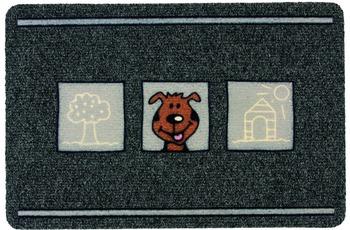 Astra Flocky Color Des. 178 Hund anthrazit