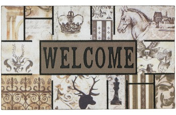 Astra Fussmatte Eco Fashion Welcome Patchwork 45x75