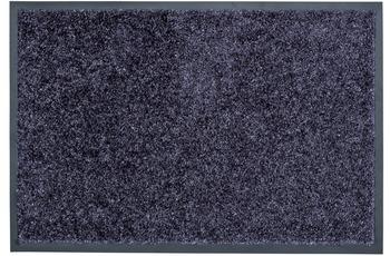 Astra Fussmatte Proper Tex blaugrau, inkl. Schnittkantenkonfektion