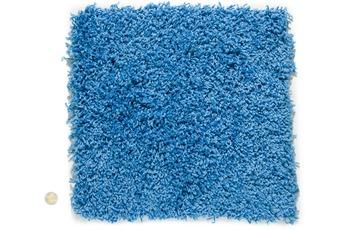Astra , Teppich, Palermo, Col. 020 blau, Hochflor, 50 mm Florhöhe