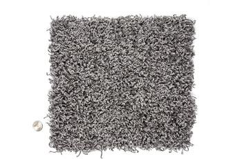 Astra , Teppich, Palermo, grau, Hochflor, 50 mm Florhöhe