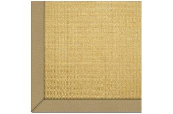Astra Salvador 200 x 290 cm mit ASTRAcare (Fleckenschutz) chablis Farbe 07, Baumwollband 002 beige