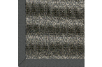 Astra Sisal-Teppich, Salvador, Col. 42 silber/ blau, mit Astracare