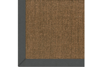 Astra Sisal-Teppich, Salvador, Col. 83 hellbraun, mit Astracare