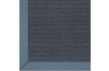 Astra Sisal Teppich, Manaus mit ASTRAcare (Fleckenschutz), Col. 20 blau 150 cm x 150 cm