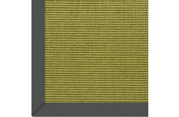 Astra Sisal Teppich, Manaus mit ASTRAcare (Fleckenschutz), Col. 30 grün 150 cm x 150 cm