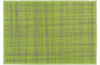 Astra Teppich Vicenza Des. 151 Col. 030 Gitter grün