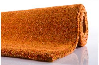 Casa 15/ 30 Berber - Teppich - uni orange 70 cm x 140 cm