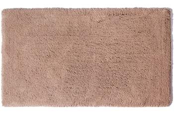 clarissa , Badteppich, Cotton Soft, taupe, aus reiner Baumwolle