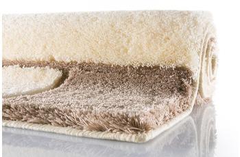clarissa , Badteppich, Stone, vanille-mittel/ bahama-mittel, 18 mm Florhöhe, im Steinmuster
