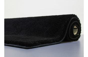 clarissa , Badematte, Sylt, schwarz, 25 mm Florhöhe