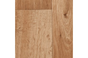 Hometrend PVC-Bodenbelag, Ela-fehmarn, Holz-Optik, Eiche, Meterware