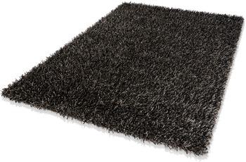 DEKOWE Teppich, Corado, anthrazit, Hochflor, 40 mm Florhöhe, im Wunschmaß verfübar