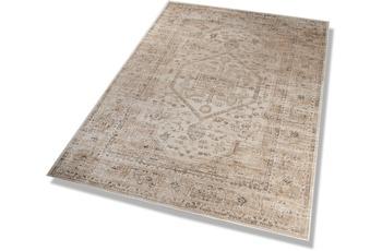 DEKOWE , Teppich, Vintage, beige, Design, 2, Used-Look
