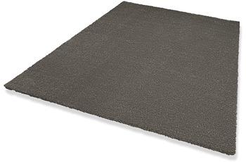 DEKOWE Hochflor-Teppich, Wellness, grau, 22 mm Florh�he