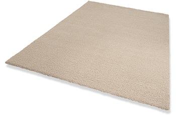DEKOWE Hochflor-Teppich, Wellness, sand, 22 mm Florh�he