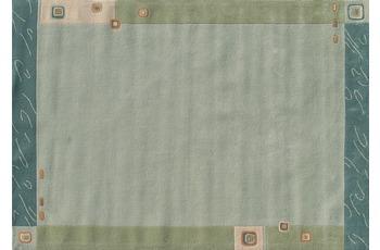 Dino Basic 257 hellgrün 200 x 200 cm