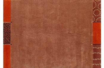 Nepalteppich Dolpa 307 hellbraun 250 cm x 350 cm