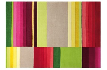 ESPRIT Teppich, Block Pattern ESP-3622-01 multicolour