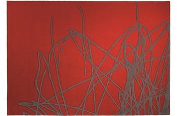 ESPRIT Teppich Brainstorm ESP-3406-05 terrakotta/ orange 200 x 300 cm