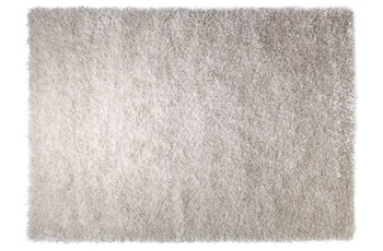 ESPRIT Hochflor-Teppich, Cool Glamour, ESP-9001-01 weiss