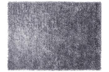 ESPRIT Hochflor-Teppich Cool Glamour ESP-9001-02 silber 140 x 200 cm