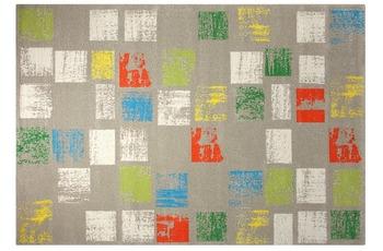 ESPRIT Teppich Cuadros ESP-8024-02 grau 80 x 150 cm