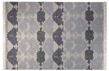 ESPRIT Teppich, Denim batik ESP-7020-03 grau